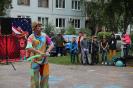 Праздник во дворе дома №18 по б-ру Космонавтов